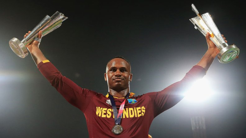 West Indies cricket T20 champion
