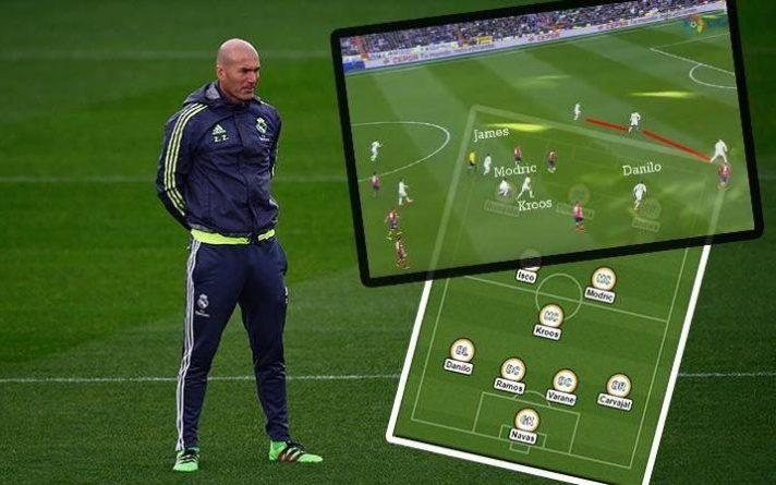 Zidane masterclass