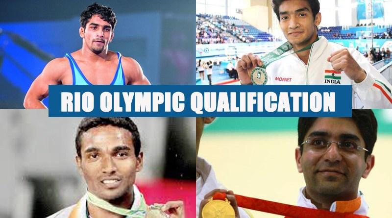 Rio Olympic Qualification