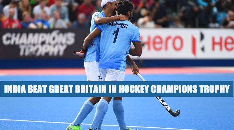 Hockey Champions Trophy