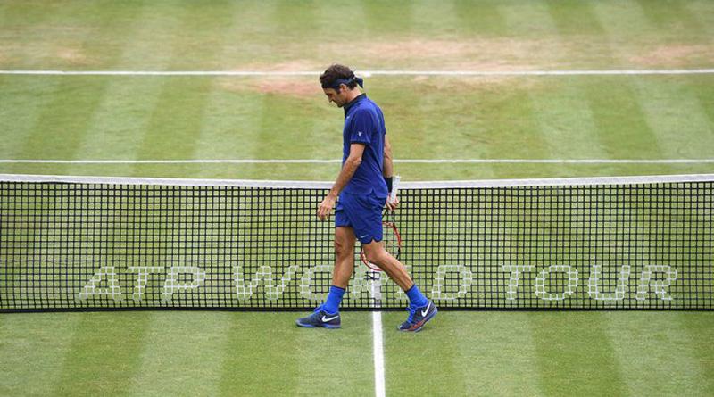 Roger Federer Returns