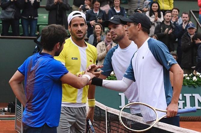 Roland Garros mens doubles