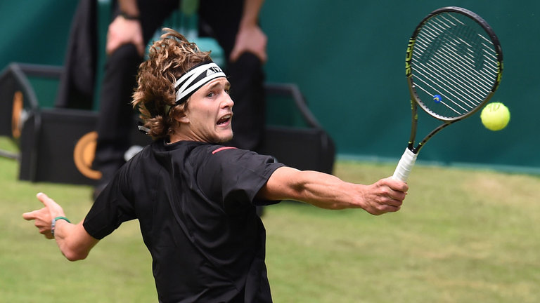 Federer Falls to Teenaged Zverev