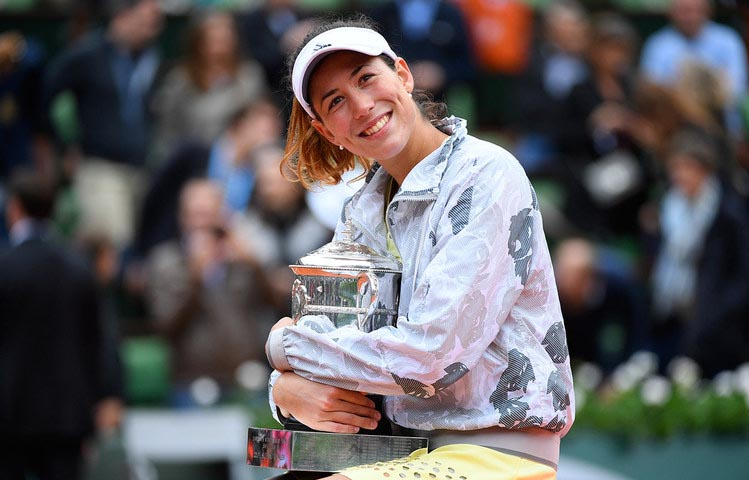 Muguruza INTERNATIONAUX DE FRANCE ROLAND GARROS 2016