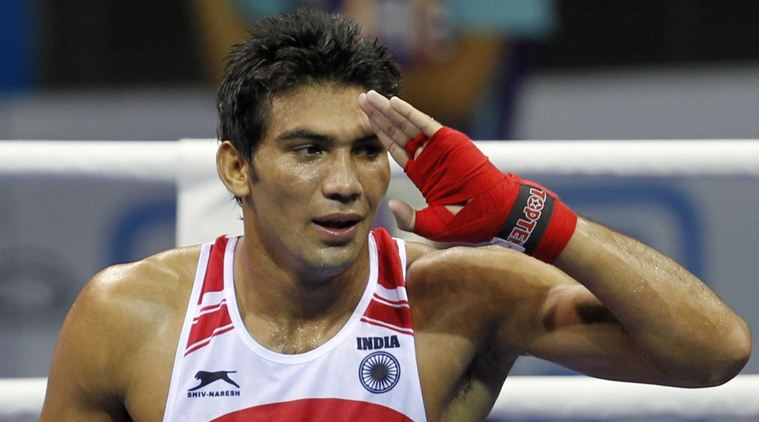 olympic boxer india