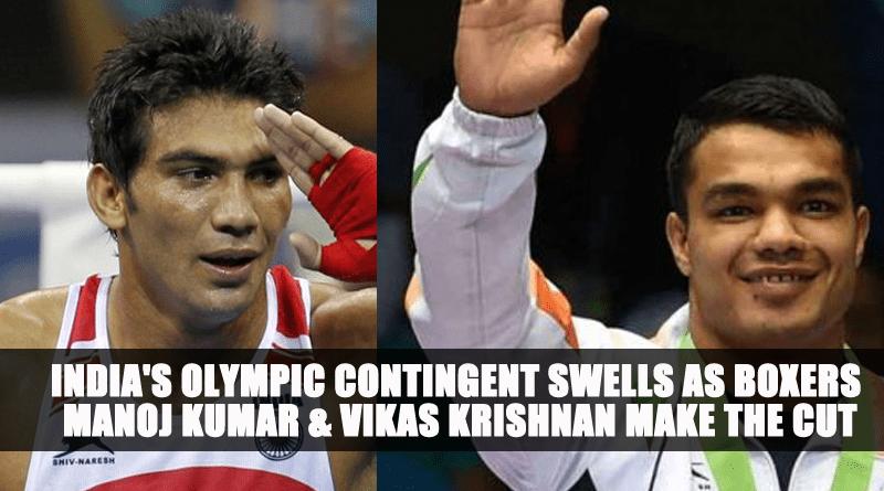 olympic boxer india