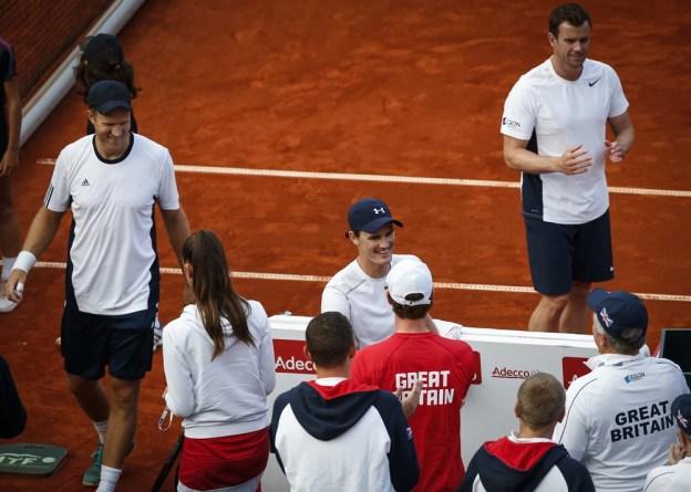 Davis Cup World Group britain