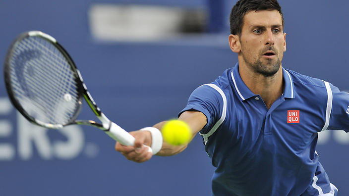 CANADA TENNIS ROGERS CUP