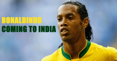 Ronaldinho Coming to India