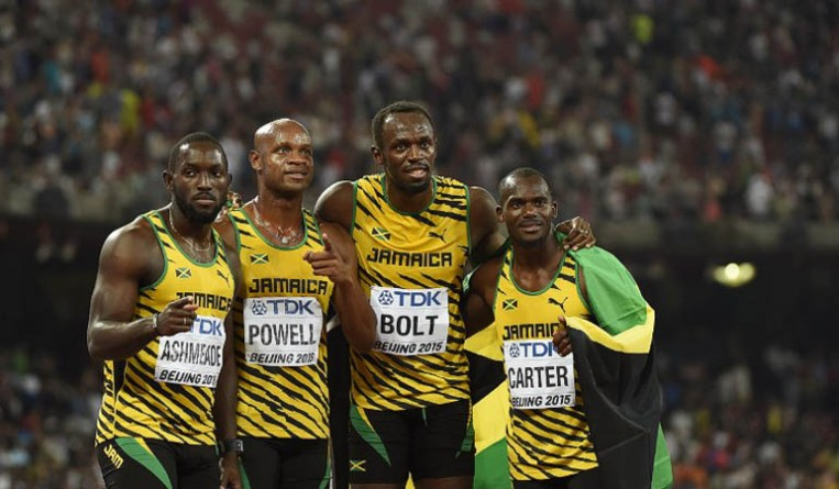 Usain Bolt Cleared for Rio 2016 jamica team