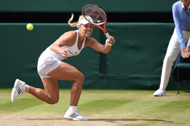 Kerber Meets Serena