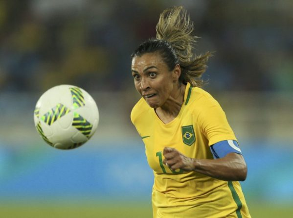 Brazil rio football women