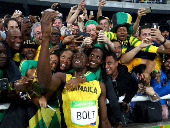 Jamaican Thunder-Bolt Scripts Athletic History