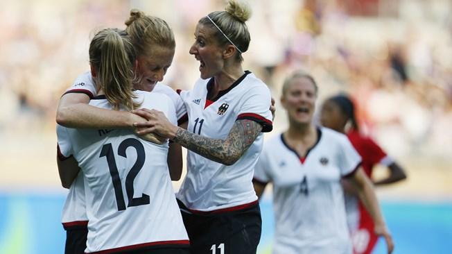 women football SF rio germany