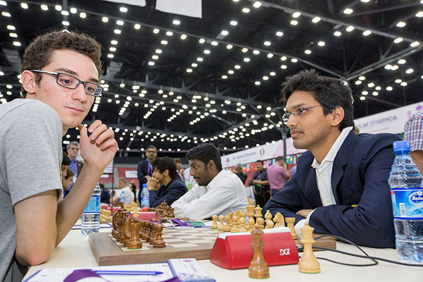 Indian Chess Teams