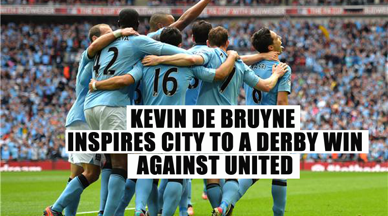 Kevin De Bruyne inspires City