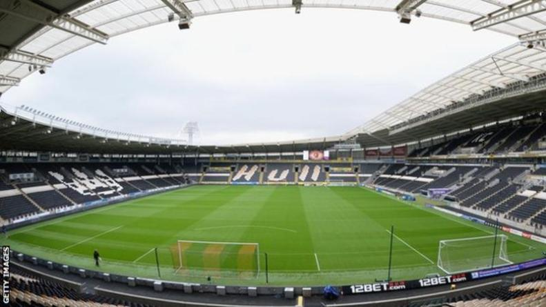 Hull City stadium