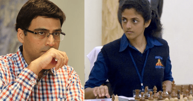 Chess India news