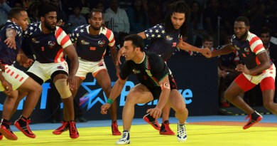 2016 Kabaddi World Cup Iran vs USA