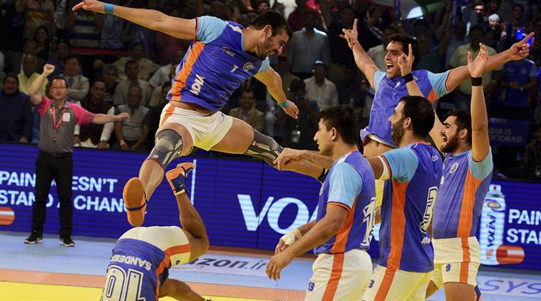2016 Kabaddi world cup  final title