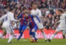 Honors even at Camp Nou after Sergio Ramos' Last-Minute Goal Breaks Many Hearts