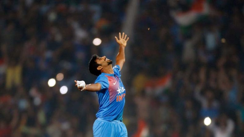 Bumrah Bring 5-Run Victory for India