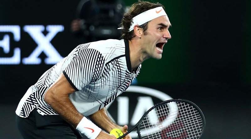 Roger Grand Slam Win