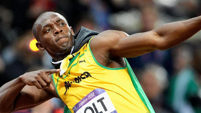 Usain Bolt is Track-and-Field's Biggest Achiever