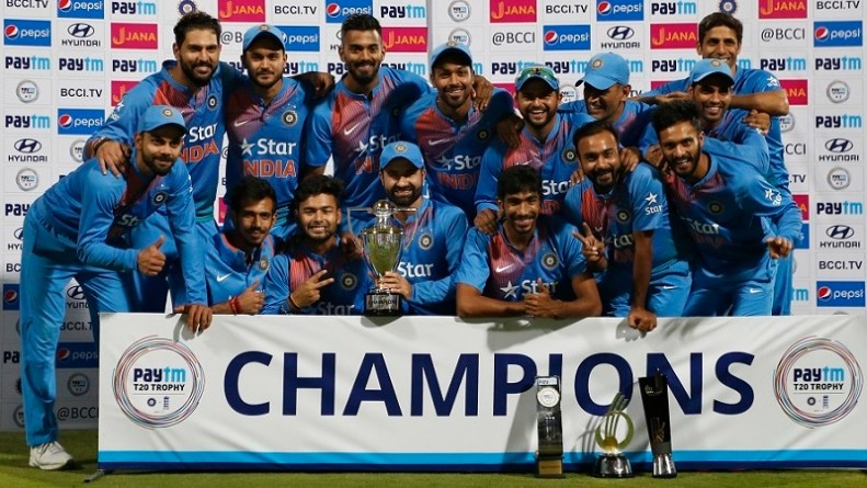 A Magically Dramatic Spell from Yazuvendra Chahal Dooms England in Bangalore's 3rd T-20