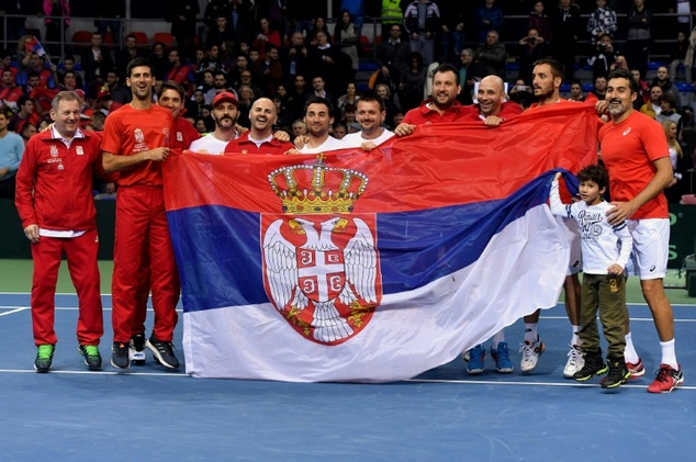 of Davis Cup World Group 2017