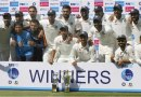 Relentless India Notch up Another Test-Series Win by Defeating Bangladesh at Hyderabad