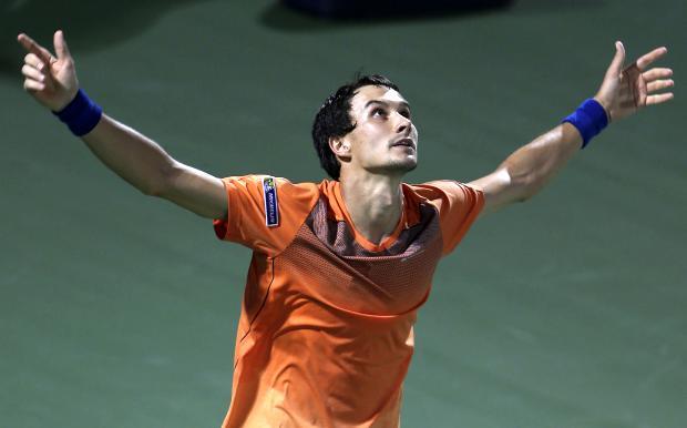 Russian Qualifier Donskoy in Dubai Duty-Free Tennis Championship