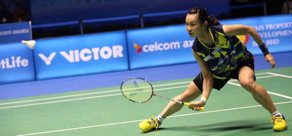 Tai Malaysian open win