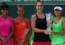 Miami Open 2017: Sania Mirza-Barbora Strycova Lose In Women's Doubles Final