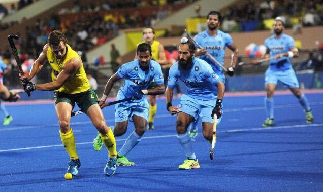 Australia vs India in Sultan Azlan Shah Cup