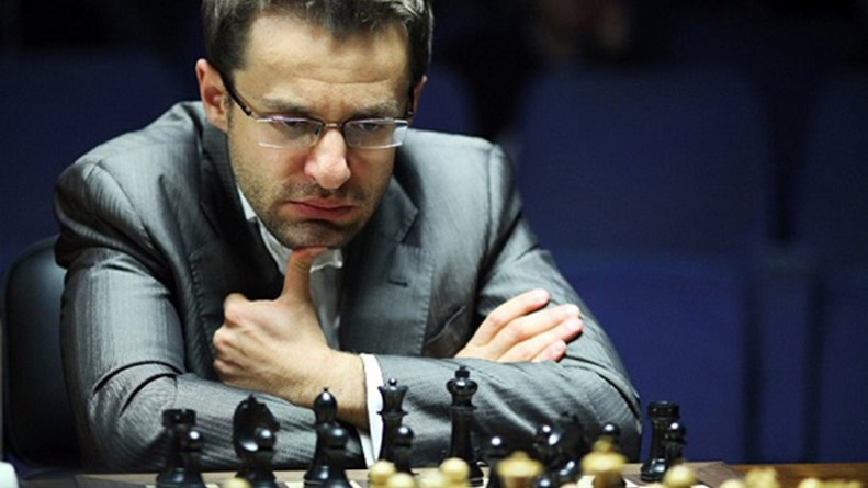 Armenia's grandmaster Levon Aronian