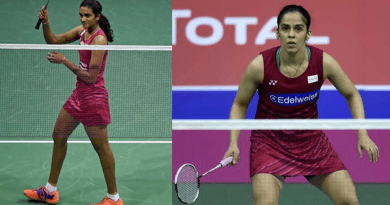 Sindhu & Saina Enter World Badminton Championships Semis
