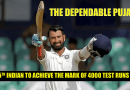 The Dependable Pujara