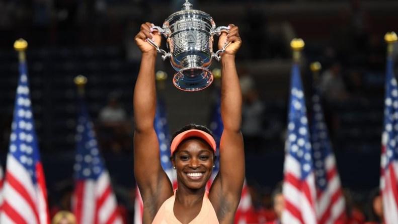 Sloane Stephens new US OPEN Champion