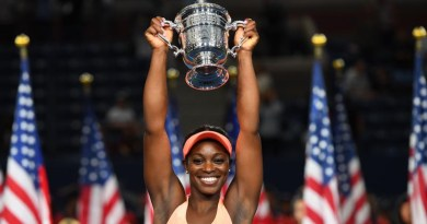 Sloane Stephens new US OPEN Champion