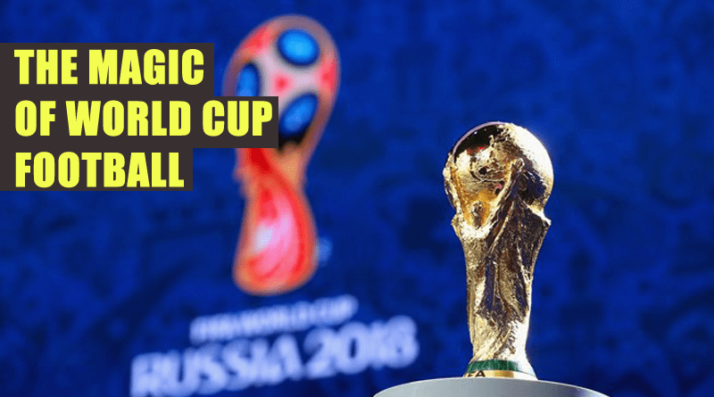 The Magic of World Cup Football