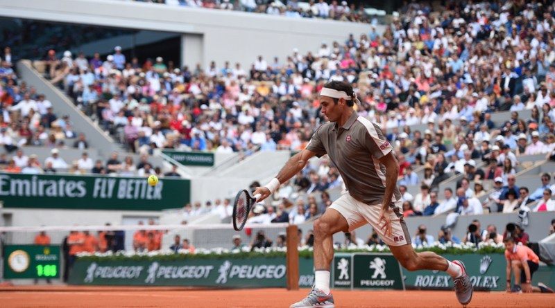 French Open Roger Federer