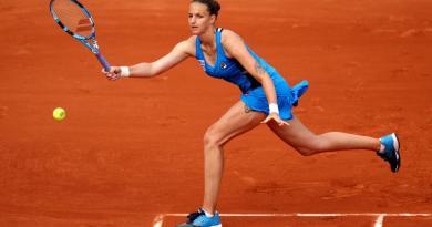 Karolina Pliskova French open