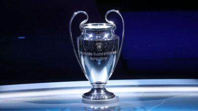 Champions League last-16