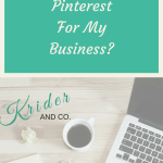WHY DO I NEED PINTEREST?