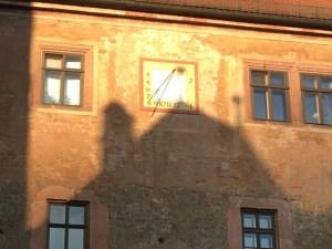 Sonnenuhren Burg Kriebstein