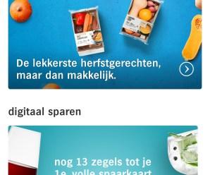 Zo werkt de Appie app van Albert Heijn
