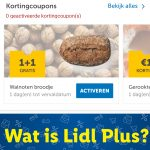 Lidl Plus uiterlijk