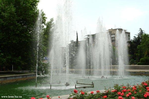 Ялта Площадь Советская фото Крыма