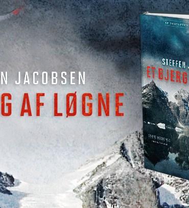 Vind Et bjerg af løgne af Steffen Jacobsen